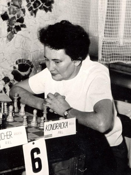 Irena Kondracka