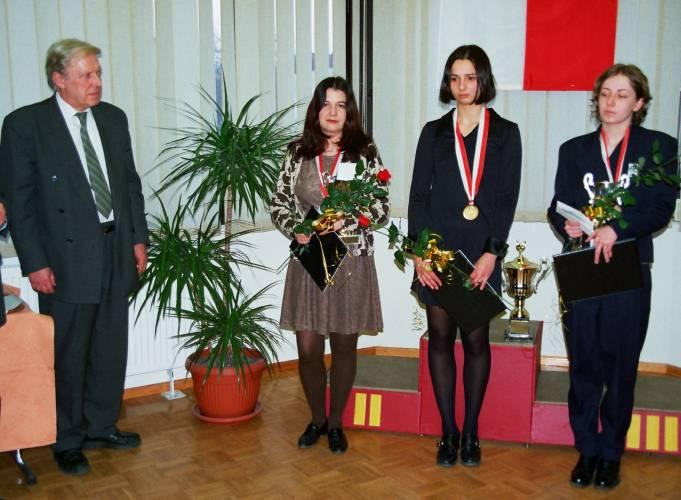 Mistrzostwa Polski Kobiet w Szachach 1999