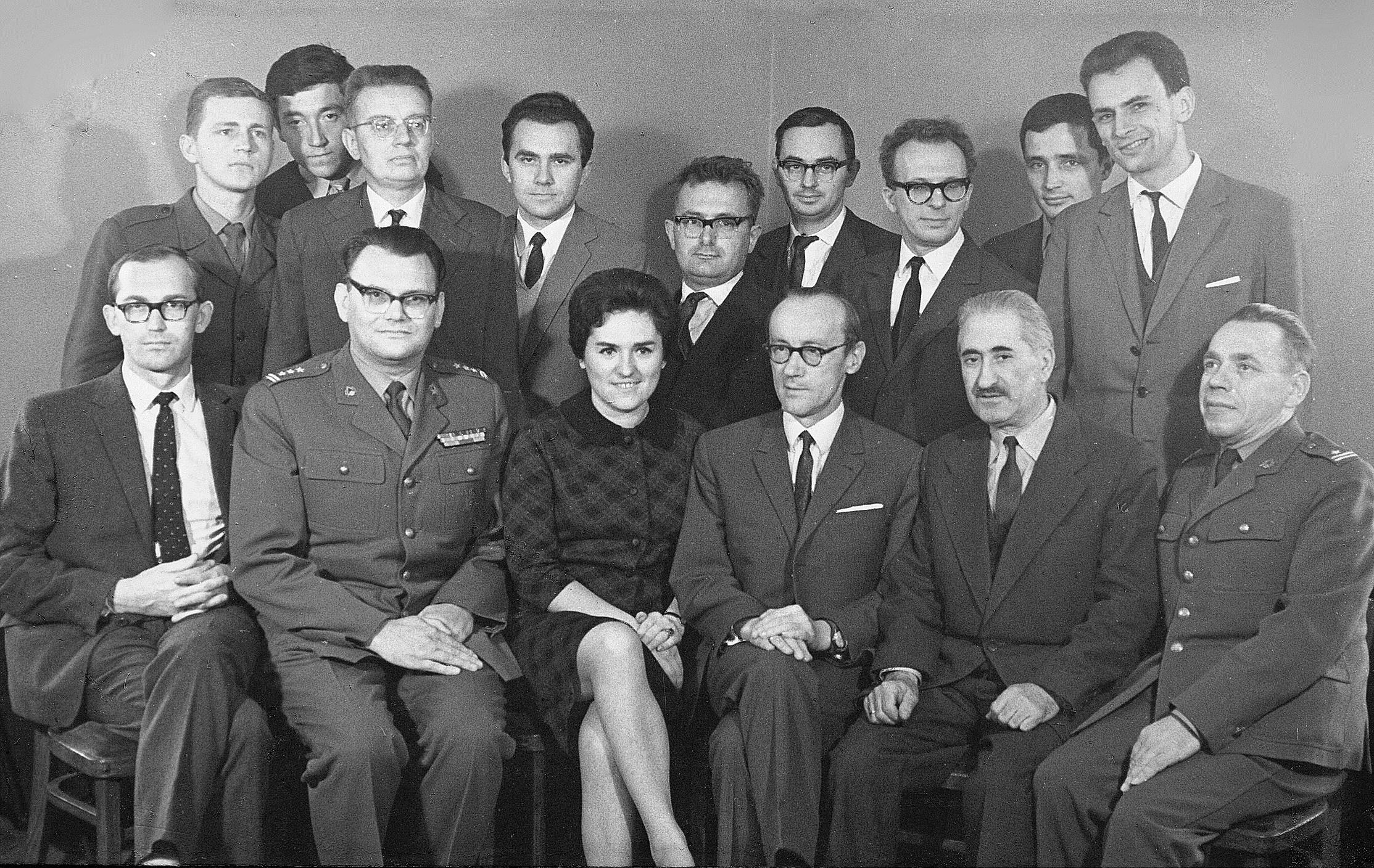 Legion Warszawa (DMP 1966)