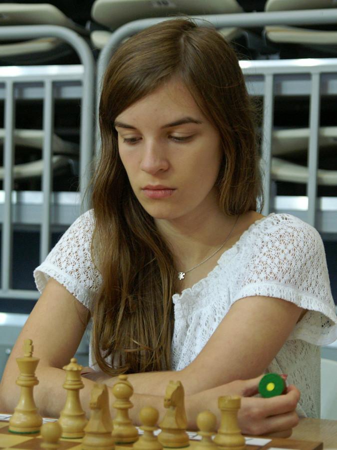 Znalezione obrazy dla zapytania dmochowska Agnieszka szachy