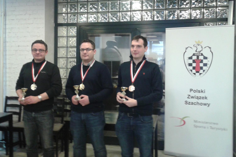 Mistrzostwach Polski w Rozwiązywaniu Zadań Szachowych 2017