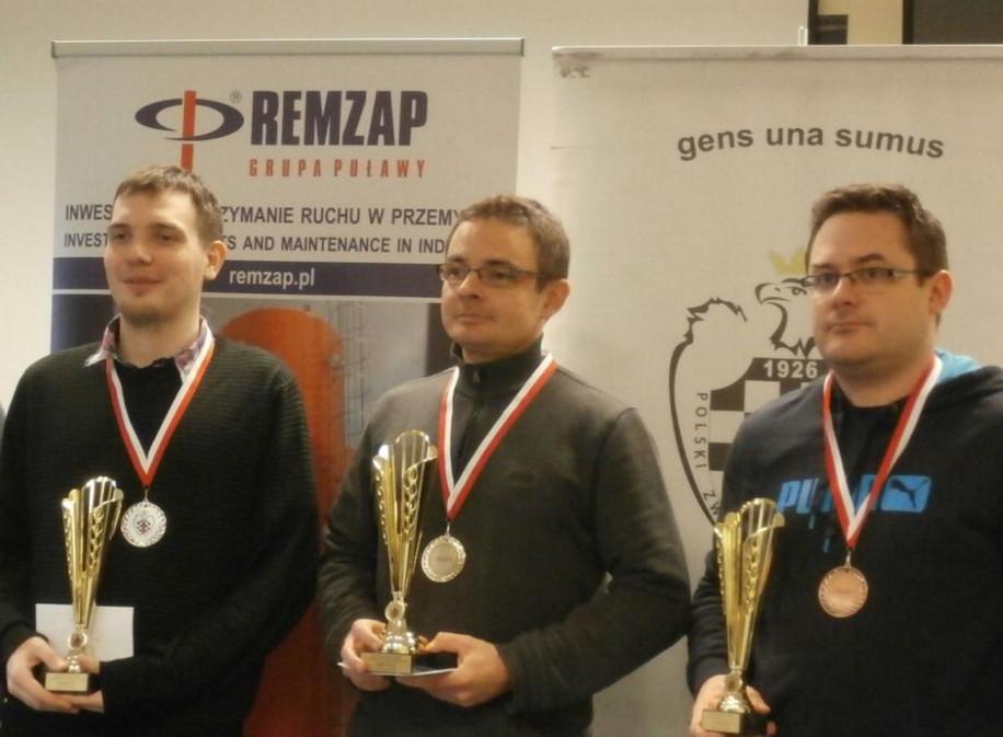 Mistrzostwach Polski w Rozwiązywaniu Zadań Szachowych 2016