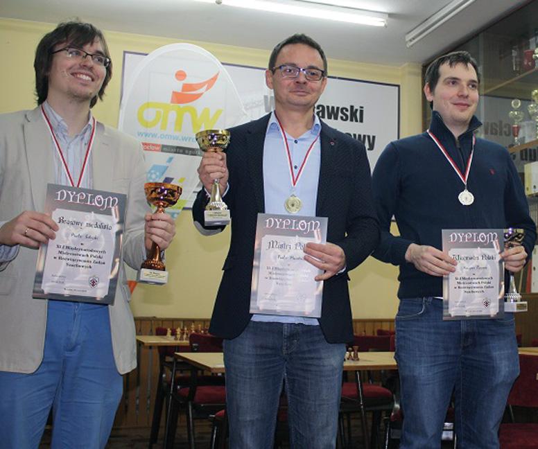 Mistrzostwach Polski w Rozwiązywaniu Zadań Szachowych 2018