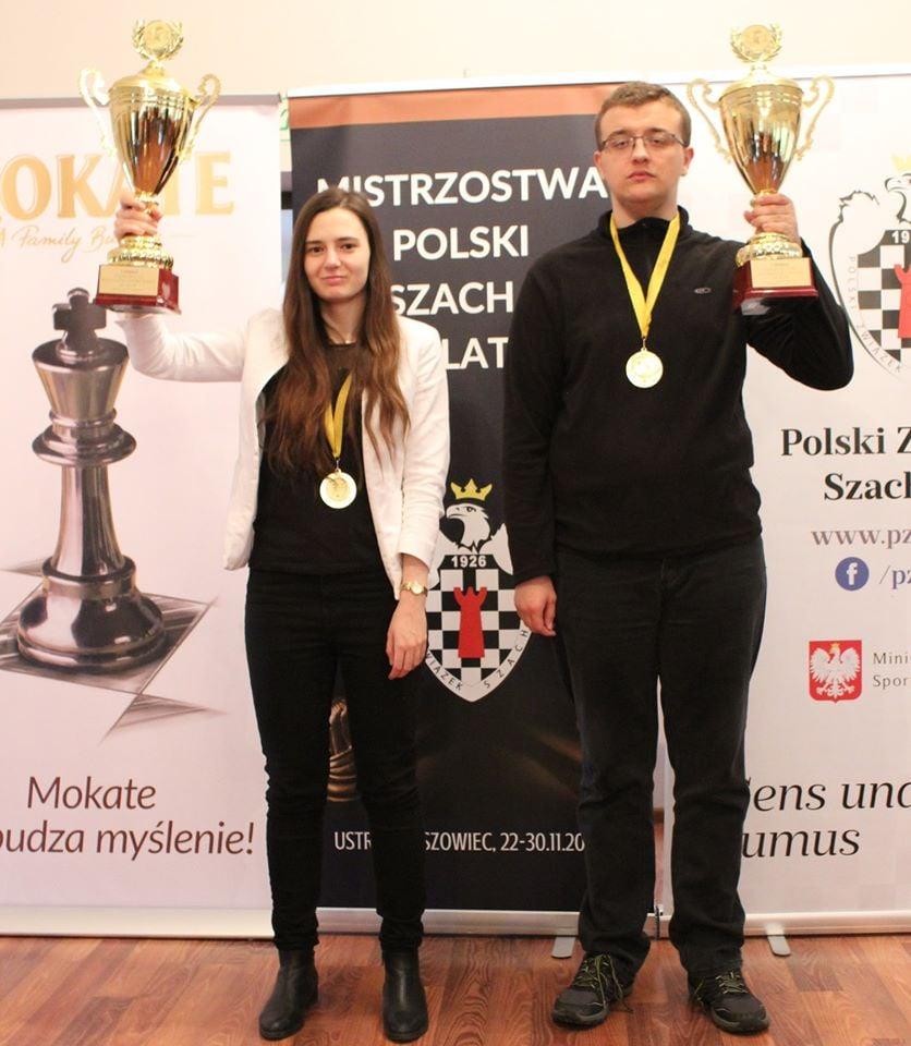 Mistrzostwa Polski do 20 lat w Szachach 2019