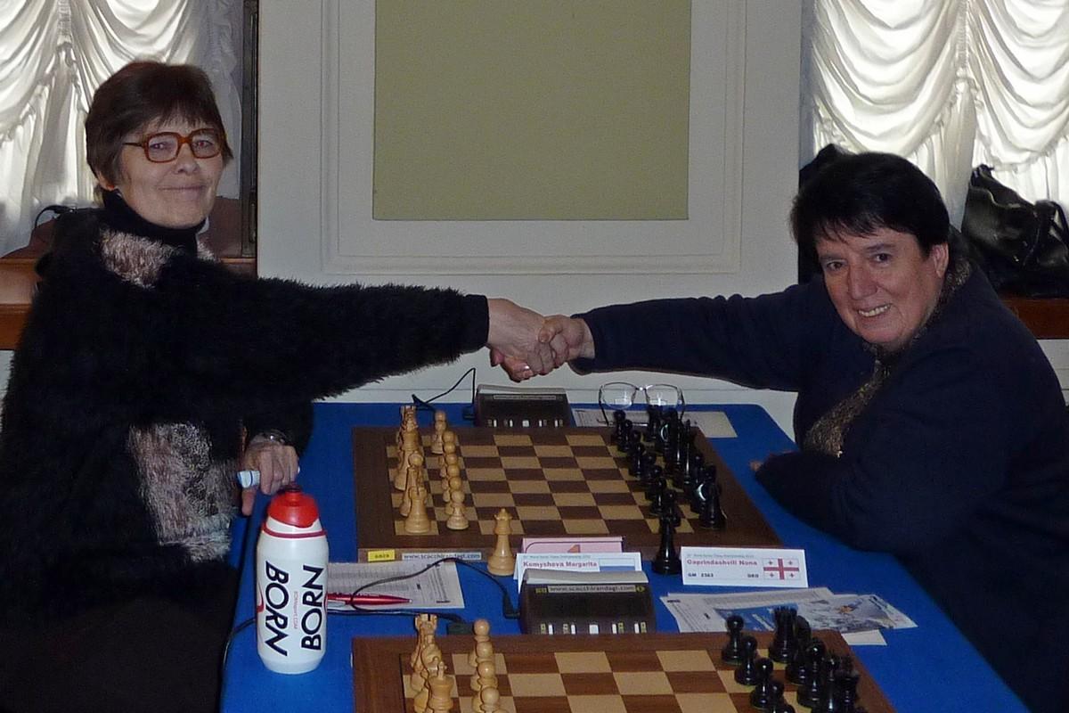 Margarita Komyszewa